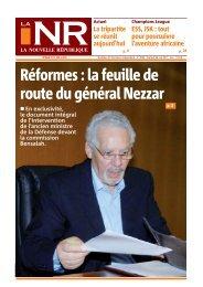 Actuel - La Nouvelle République