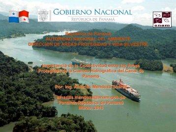 La importancia de la Cuenca Hidrográfica del Canal de Panamá, no ...