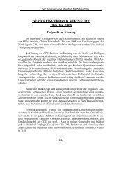Chronik Kapitel 7 - CDU Kreisverband Steinfurt