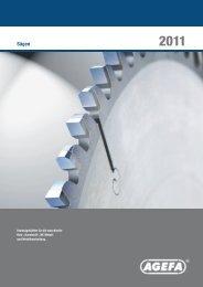 Katalog Sägen zum Download - AGEFA GmbH