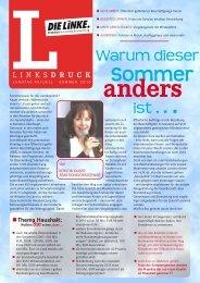 L-Aktuell 07 / 2010 - SAG 1 - PDF 1.4 M - Die Linke. - Brandenburg.de