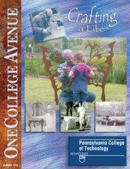 Summer 2003 - Pennsylvania College of Technology