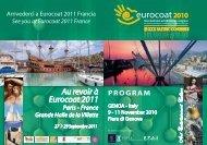 Il programma completo - Eurocoat Italia