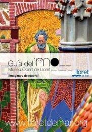 Museo abierto de Lloret - Ajuntament de Lloret de Mar