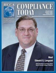 EL - Health Care Compliance Association