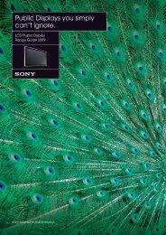 80694 Display Range Guide.indd - ELVIA Display
