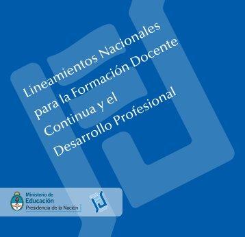 Instituto Nacional de Formación Docente - Cedoc