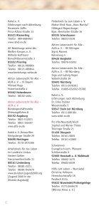 Hilfreiche Adressen (8. Auflage 2008/2009) - TCLG - Seite 6