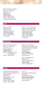 Hilfreiche Adressen (8. Auflage 2008/2009) - TCLG - Seite 7