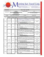Cheju – Seoul 6N5D 1149$/pax 25.000.000 vnd 13/12 Tour fee (3*)