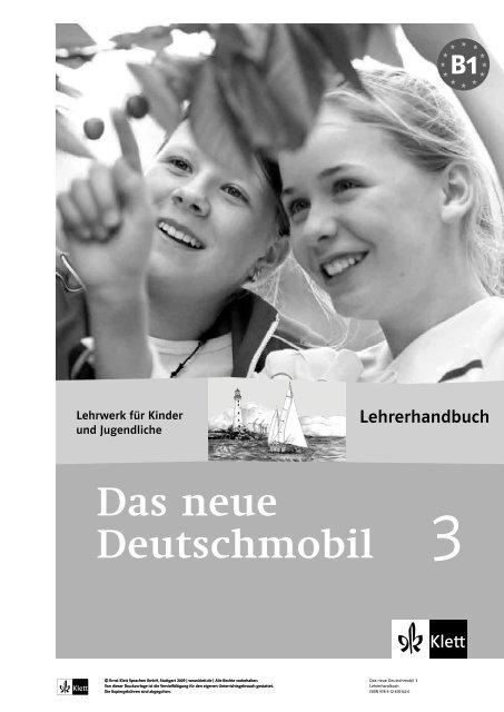 Das Neue Deutschmobil Ernst Klett Verlag