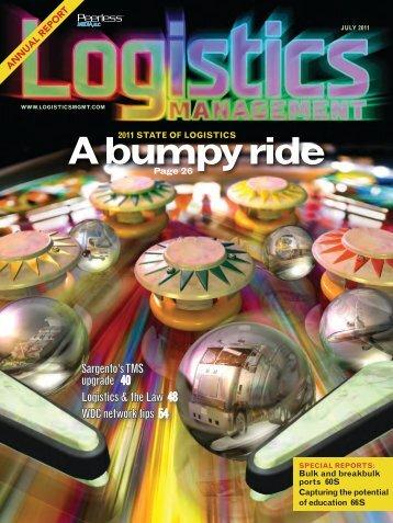 Logistics Management - July 2011