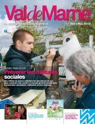 ValdeMarne n°290 / Mai 2012 - Conseil général du Val-de-Marne