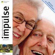 impulse Gesundheitsmagazin 2/2010 - Klinikverbund Südwest GmbH