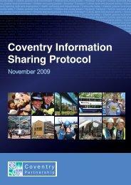 CISP - Final v1 0 02 11 09 - Coventry Partnership