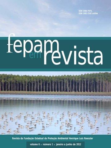 FEPAM 002_REVISTA V6 N1_prévia crd5_ OK - Governo do Estado ...