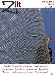 Zilt Magazine nummer 15 -2007