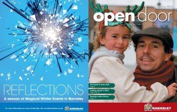 Open Door 5 - Barnsley Council Online
