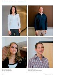oben: Anne Smith, Lehrerin unten: Maria Krump, Schülerin oben ...