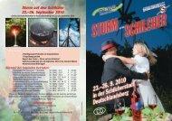 Sturm auf den Schilcher 22.–26. September 2010 - Schilcherland ...