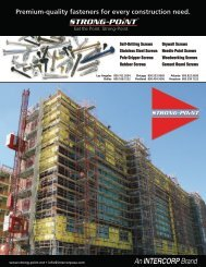 Intercorp USA - Dixie Construction Products