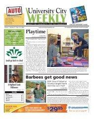 University City - Carolina Weekly