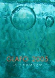 Glafo activities 2005