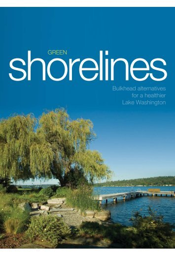 Green Shorelines Report - Govlink.org