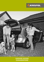 GARAGE DOORS GARAGENTORE - Garagentorprofi24.de