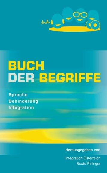 Buch der Begriffe - TU Wien