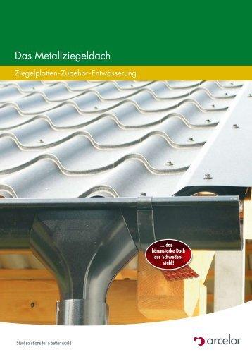 Metallziegel - Forges Agri