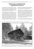 Dendrokronologi og bygningsforskning - NIKU - Page 6