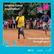 International Inspiration