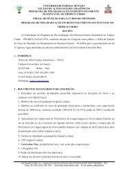 universidade federal do pará núcleo de altos estudos amazônicos ...