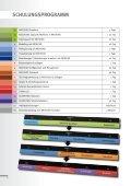 Schulungsprogramm als .pdf - A-NULL Bausoftware GmbH - Seite 6