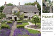 Inspired by - Arne Maynard Garden Design