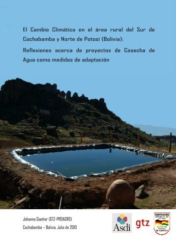Cambio Climatico_Adaptacion Cosecha de Agua_JGoetter_07 ...