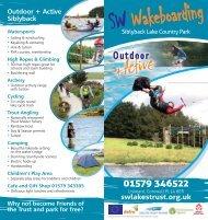 SW Wakeboarding Download the leaflet