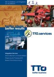TTO.services better results better ideas - Tangram TeleOffice GmbH