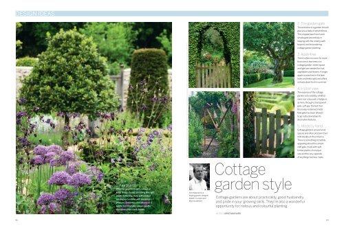 Cottage Garden Style Arne Maynard Garden Design