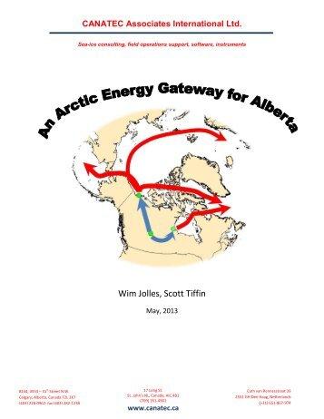 ArcticEnergyGatewayCanatec