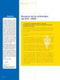 Resumen de las actividades del GTO - SEMI - Sociedad Española ... - Page 2