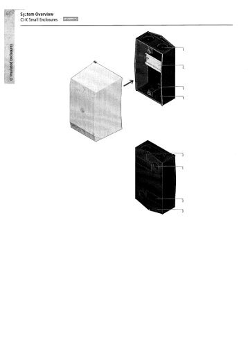 System Overview Cl-K Small Enclosures - Farnell