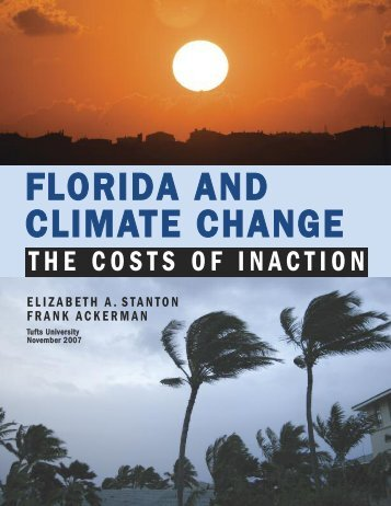 Florida and Climate Change - The Cost of Inaction - Broward County