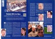 metallbau, Ausgabe: 01/2012 Hautnah  Hilfe ins Haus - Orgadata AG