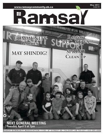 May 2011 - Ramsay Community Association