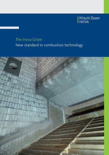 Grate Combustion Technology - Hitachi Zosen Inova AG