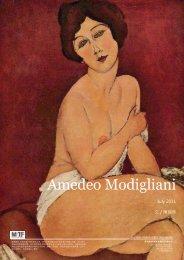 Amedeo Modigliani - Motif Art Group