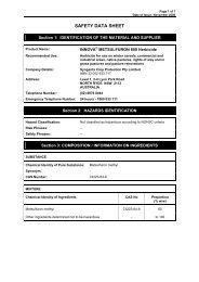 SAFETY DATA SHEET - Syngenta