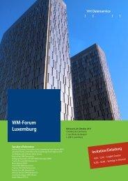 WM-Forum Luxemburg - WM Datenservice
